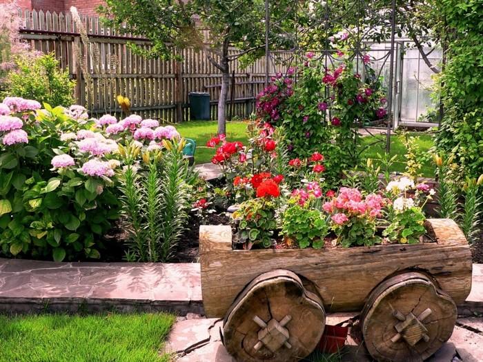 Как выбрать правильную цветовую гамму для розария